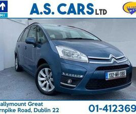 CITROEN GRAND C4 PICASSO GRAND C4PICASSO 1.6 HDI FOR SALE IN DUBLIN FOR €8,645 ON DONEDEAL