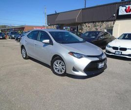 USED 2019 TOYOTA COROLLA LE AUTO SAFETY NO ACCIDENT LINE KEEPING BLUETOOTH