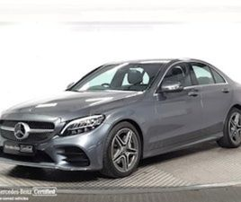 MERCEDES-BENZ C-CLASS 200 EQ MILD HYBRID AMG AUTO FOR SALE IN DUBLIN FOR €41946 ON DONEDEA