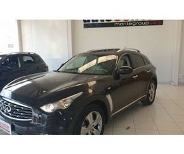 INFINITI FX 37 S AUT. 4X4, SUV O PICKUP DE SEGUNDA MANO EN ALICANTE | AUTOCASION