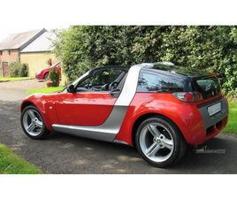 >JAN 2004 SMART ROADSTER COUPE