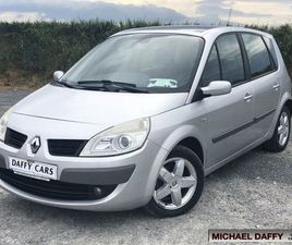 2007 RENAULT SCENIC 1.4 16V SPORT+ DYNAMIQUE PH2 FOR SALE IN KERRY FOR €1,500 ON DONEDEAL