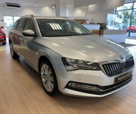 SKODA SUPERB STYLE COMBI 2.0TDI 150BHP FOR SALE IN LAOIS FOR €38500 ON DONEDEAL