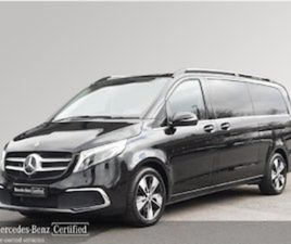 MERCEDES-BENZ V-CLASS 300D--AVANTGARDE--239BHP--M FOR SALE IN DUBLIN FOR €87950 ON DONEDEA