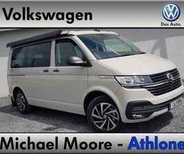 VOLKSWAGEN CALIFORNIA T6.1 CALIFORNIA COAST 2.0 T FOR SALE IN WESTMEATH FOR €UNDEFINED ON