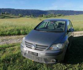 VW GOLF PLUS, 2005, 283;000 KM