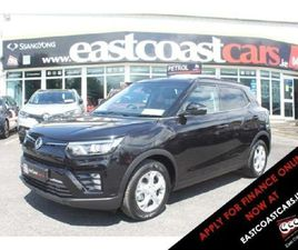 SSANGYONG TIVOLI NEW MODEL EL 1.2 PETROL 136 BHP/ FOR SALE IN MEATH FOR €23,950 ON DONEDEA