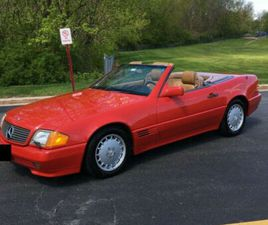 1992 MERCEDES-BENZ SL500   CARS & TRUCKS   WINNIPEG   KIJIJI