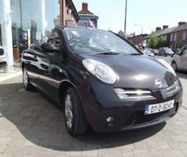 NISSAN MICRA CABRIOLET 2007 FOR SALE IN DUBLIN FOR €2950 ON DONEDEAL