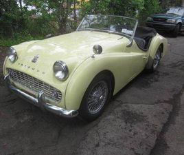 1959 TRIUMPH TR3A FOR SALE