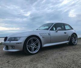 BMW Z3 3.0I 3.0I COUPÉ AUT.