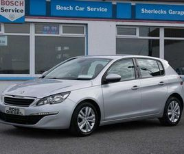 PEUGEOT 308 1.6BLUEHDI ACTIVE 2015 FOR SALE IN SLIGO FOR €8,995 ON DONEDEAL