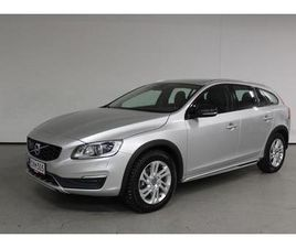 VOLVO V60 CROSS COUNTRY D4 AWD BUSINESS SUMMUM AUT - NELIVETO, VOLVO ON CALL, KESSY, MUIST