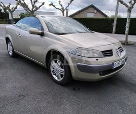 RENAULT - MEGANE COUPECABR. LUXE PRIVILEGE 2.0T 16V