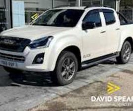 (2018) TD 160PS BLADE 4X4 DOUBLE CAB PICK UP IN PE