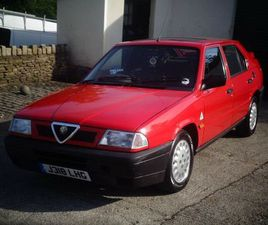 92-J ALFA 33 1.5 I.E 92K ONLY 2 PREVIOUS KEEPERS
