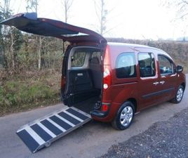 1.5 DCI DIESEL 75 EXPRESSION 5DR WHEELCHAIR ACCESS