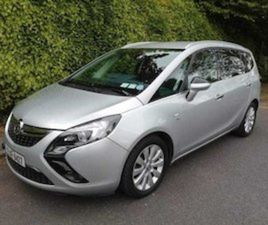 OPEL ZAFIRA TOURER LOW MILEAGE HIGH SPEC PRISTI FOR SALE IN DUBLIN FOR €9950 ON DONEDEAL