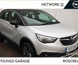 OPEL CROSSLAND X 120YEARS 1.2I 83PS. STRAIGHT SAL FOR SALE IN TIPPERARY FOR €17,950 ON DON