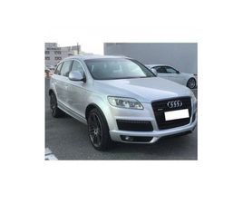 AUDI Q7 S LINE 4.2 FOR SALE: AED 22,800