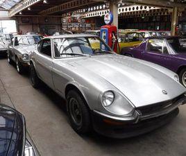 SUPER MOOIE DATSUN 240Z 1971 SILVER