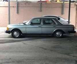 FOR SALE: 1977 MERCEDES-BENZ 240D IN CADILLAC, MICHIGAN