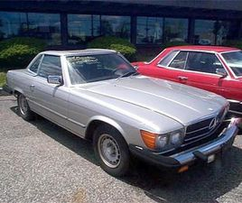 FOR SALE: 1977 MERCEDES-BENZ SL-CLASS IN STRATFORD, NEW JERSEY