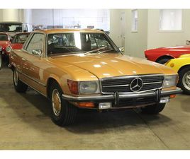 FOR SALE: 1972 MERCEDES-BENZ 350SLC IN CLEVELAND, OHIO