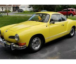 FOR SALE: 1974 VOLKSWAGEN KARMANN GHIA IN TAMPA, FLORIDA