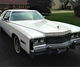FOR SALE: 1978 CADILLAC ELDORADO BIARRITZ IN TROY, OHIO