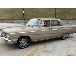 FOR SALE: 1965 FORD FAIRLANE 500 IN HAYES, VIRGINIA