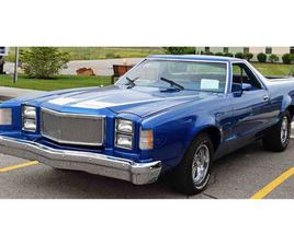 FOR SALE: 1977 FORD RANCHERO IN CLEARFIELD, UTAH