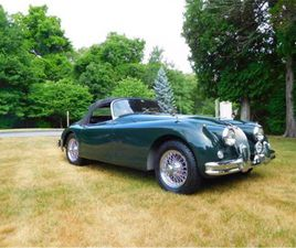 FOR SALE: 1959 JAGUAR XK150 IN CADILLAC, MICHIGAN