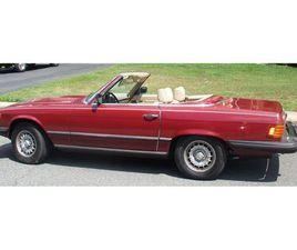 FOR SALE: 1979 MERCEDES-BENZ 450SL IN ROCKAWAY, NEW JERSEY