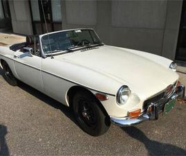 FOR SALE: 1974 MG MGB IN CADILLAC, MICHIGAN