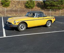FOR SALE: 1976 MG MGB IN SIMPSONVILLE, SOUTH CAROLINA
