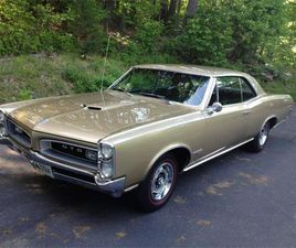 FOR SALE: 1966 PONTIAC GTO IN HARWINTON, CONNECTICUT