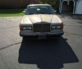 FOR SALE: 1989 ROLLS-ROYCE SILVER SPUR IN WEST PITTSTON, PENNSYLVANIA