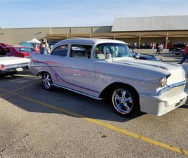 FOR SALE: 1957 CHEVROLET BEL AIR IN DUBUQUE, IOWA