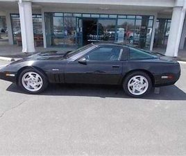 FOR SALE: 1990 CHEVROLET CORVETTE IN WEST PITTSTON, PENNSYLVANIA