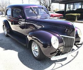 FOR SALE: 1939 FORD STREET ROD IN STRATFORD, NEW JERSEY
