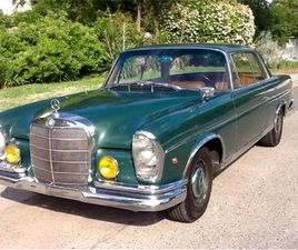 FOR SALE: 1966 MERCEDES-BENZ 250 IN CADILLAC, MICHIGAN