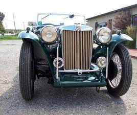 FOR SALE: 1948 MG TC IN MEDINA, OHIO