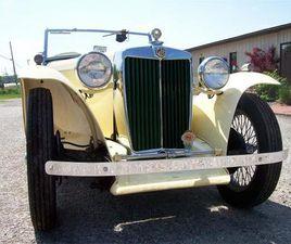 FOR SALE: 1949 MG TC IN MEDINA, OHIO