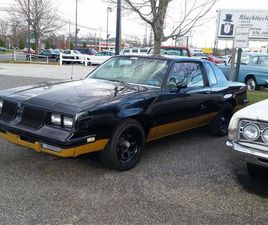 FOR SALE: 1986 OLDSMOBILE CUTLASS IN STRATFORD, NEW JERSEY
