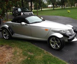 FOR SALE: 2000 PLYMOUTH PROWLER IN CLINTON TWP., MICHIGAN