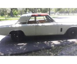 FOR SALE: 1964 STUDEBAKER GRAN TURISMO IN CADILLAC, MICHIGAN