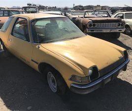 FOR SALE: 1975 AMC PACER IN PHOENIX, ARIZONA