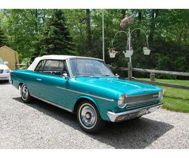 FOR SALE: 1964 AMC RAMBLER IN RIDGEFIELD, CONNECTICUT