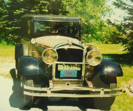 FOR SALE: 1929 HUDSON SUPER 6 IN GEORGETOWN, KENTUCKY